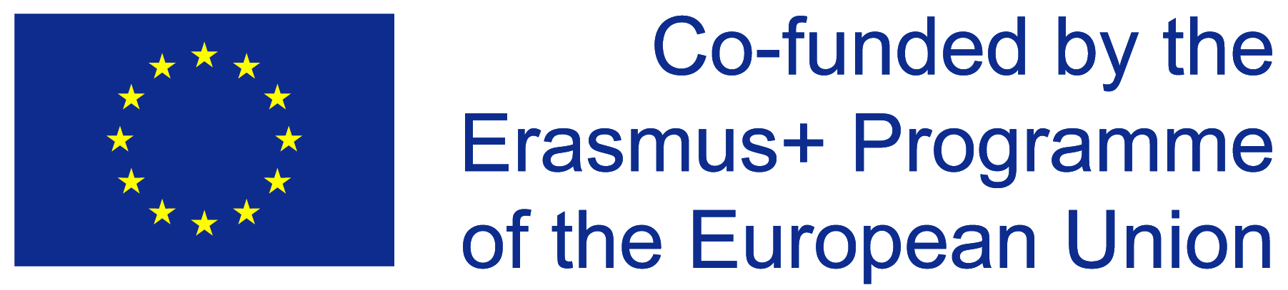 Erasmus plus eu flag